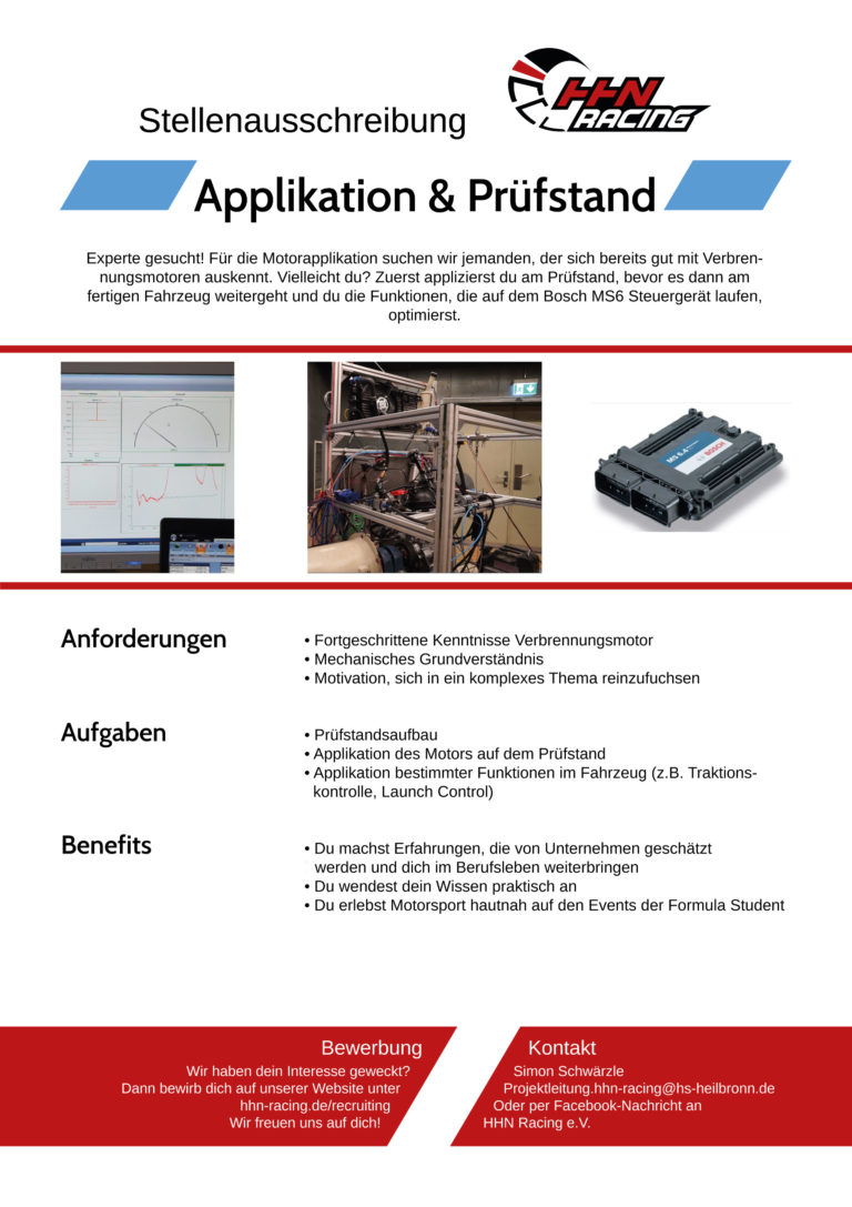 ApplikationPrüfstand
