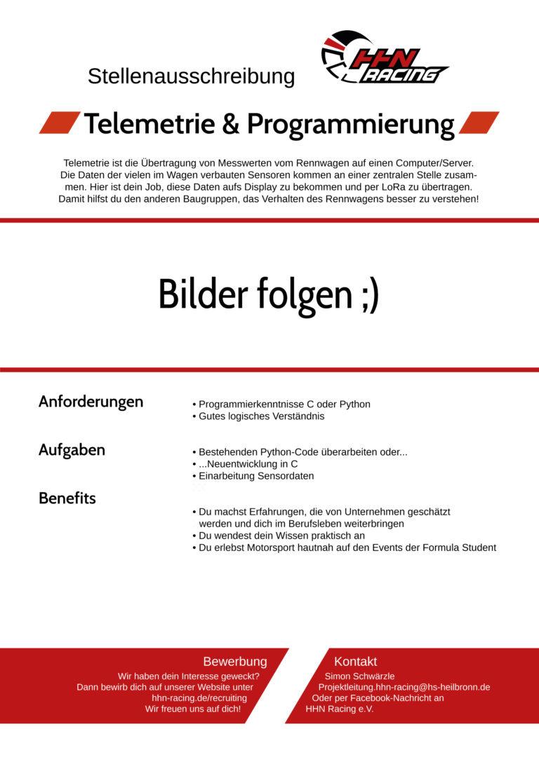 Telemetrie_Programmierung