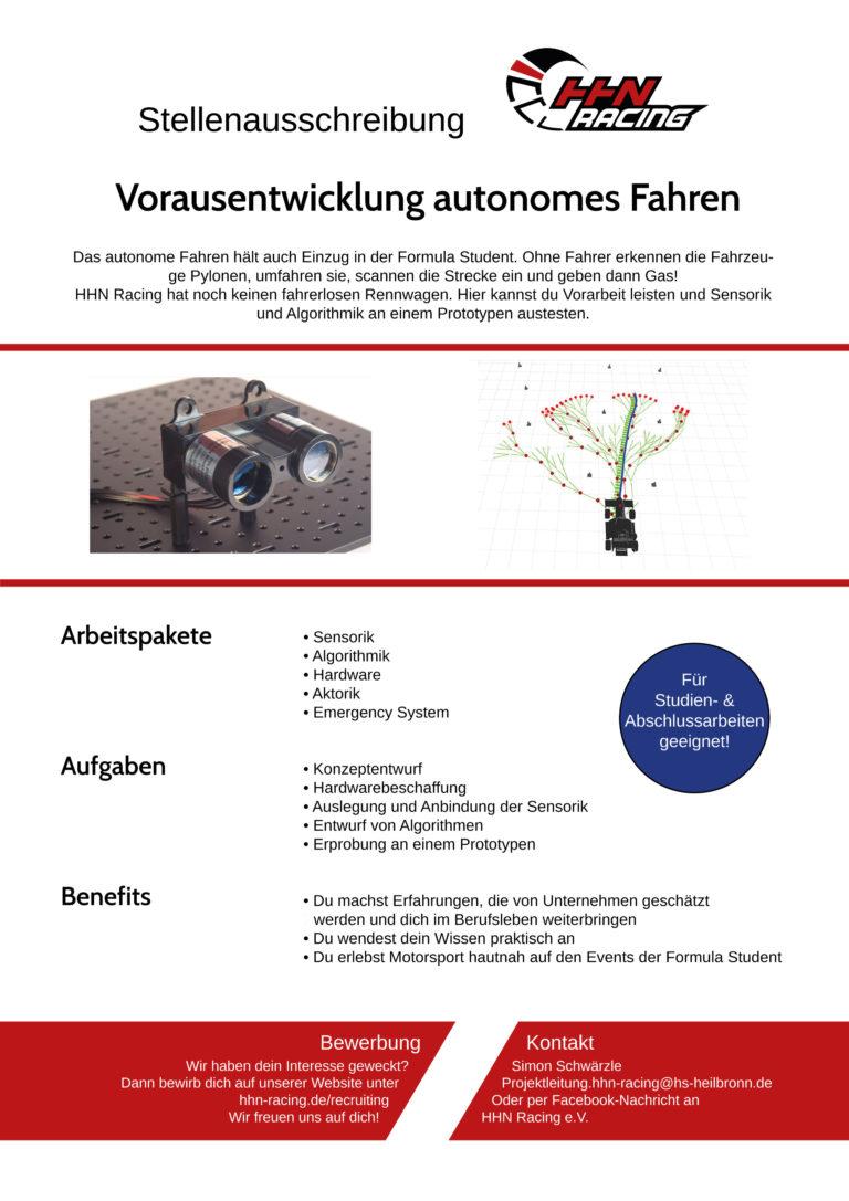 Vorausentwicklung_autonomes_Fahren